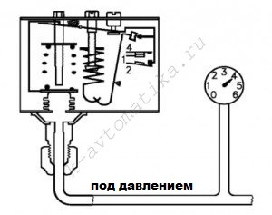 Kpi-35 danfoss схема
